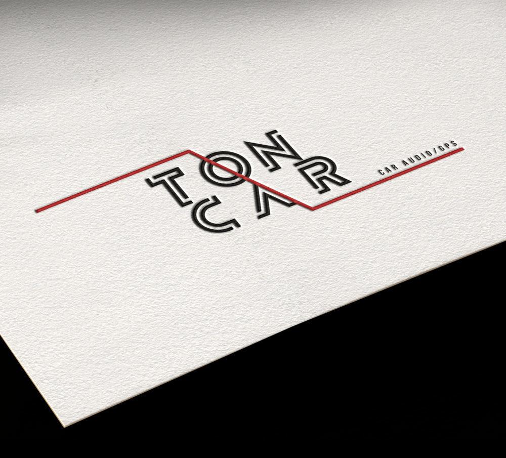 Projekt logo toncar