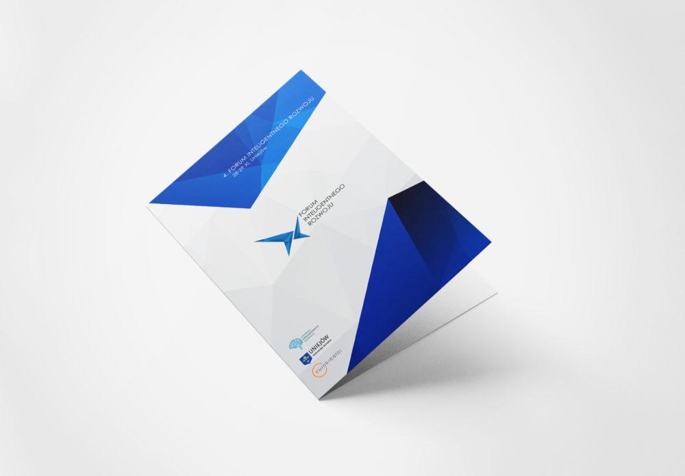 Projekt i druk teczek ofertowych