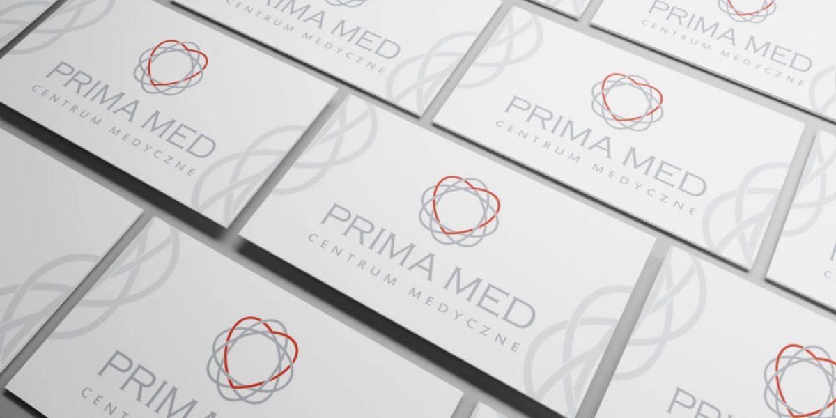 wizytówki dla branży medycznej